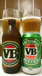 VB and Victoria Bitter