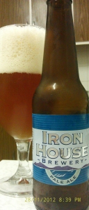 Pale Ale (Iron House)