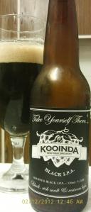 Black IPA (Kooinda)