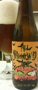 All Hallowed Ale