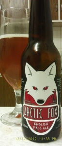 English Pale Ale (Arctic Fox)