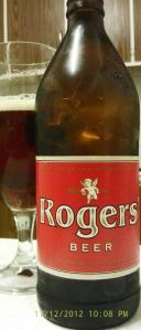 Rogers' Beer