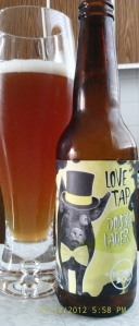 Love Tap Double Lager
