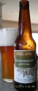 Pale Ale (Goodieson)