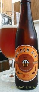 Maiden Ale