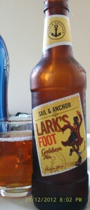 Lark's Foot - Golden Ale