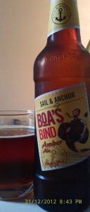 Boa's Bind - Amber Ale