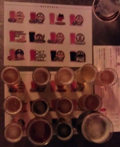 Brewerkz Beers