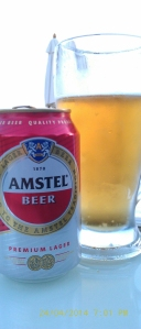 Amstel Lager (can)