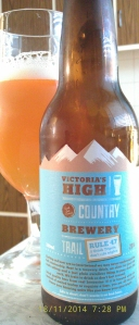 Victoria's High Country Brewery Trail Rule 47 (2014)