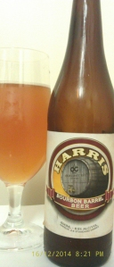 Harris Bourbon Barrel Beer