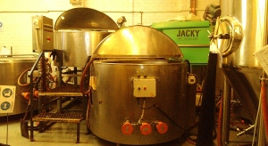 Moon Dog brew equipment